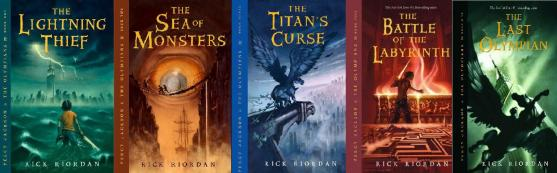 Percy Jackson & the Olympians Series
