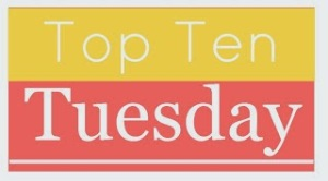 Top Ten Tuesday Pic